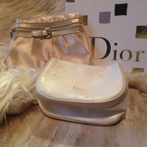 DIOR - NEW cosmetic beauty travel case